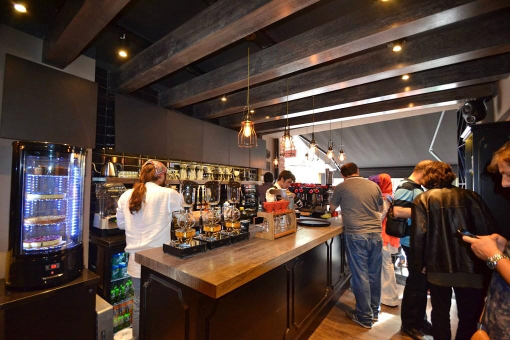 coffeetopia cafe istanbul