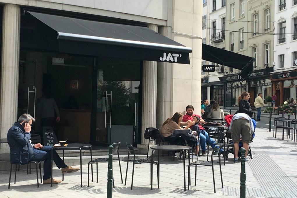 coffee shop jet cafe