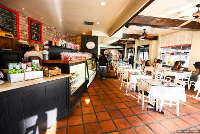 coffee shop the coffee co