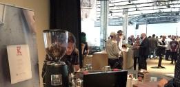 La station de café de Kittel compagnie de café