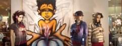 image realisation hiphop toiles graffiti maion simon