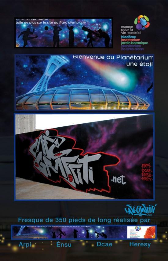 affiche-stade-olympique-mural-espace pour-la-vie
