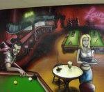 hiphop graffiti pool6
