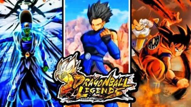 APK MOD Dragon Ball Legends