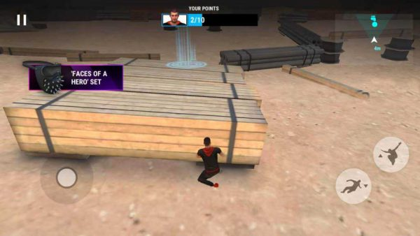 game Parkour Simulator 3D