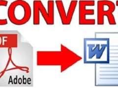 chuyển file Word sang PDF