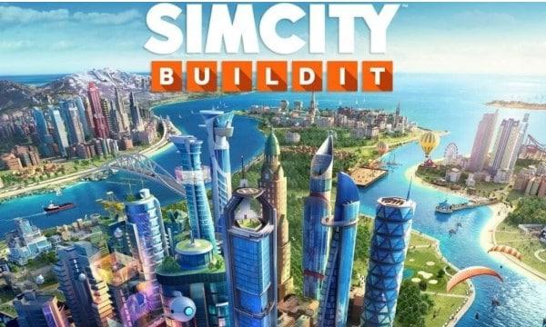 SimCity BuildIt MOD APK 1.34.1.95520 (Tiền không giới hạn)