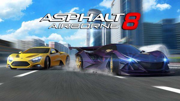 Asphalt 8 APK 5.3.1A (tiền vô hạn)