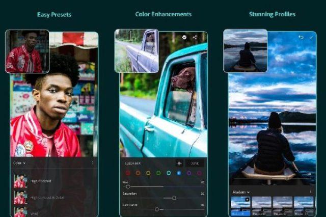 Adobe Lightroom MOD APK 6.0 Unlocked Premium