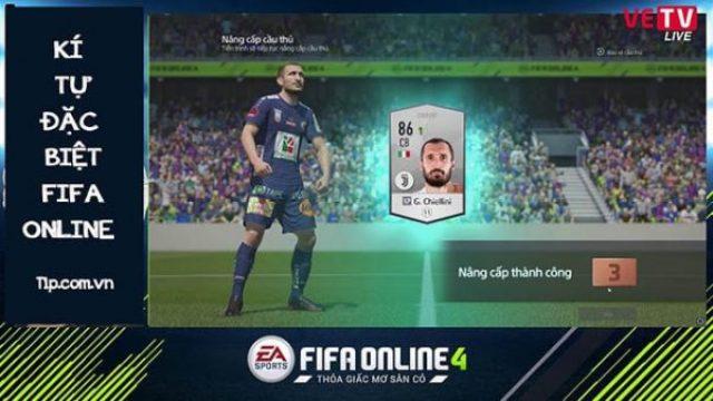 Kí tự đặc biệt FIFA 2020 – Tạo tên Fifa đẹp và độc