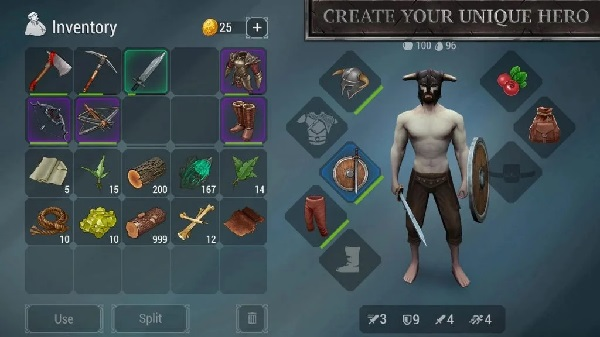 Download Frostborn APK V1.1.8.11 cho Android miễn phí