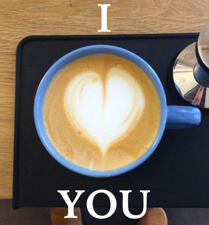 St Valentin: faire un coeur facile (avec les moyens du bord ;)