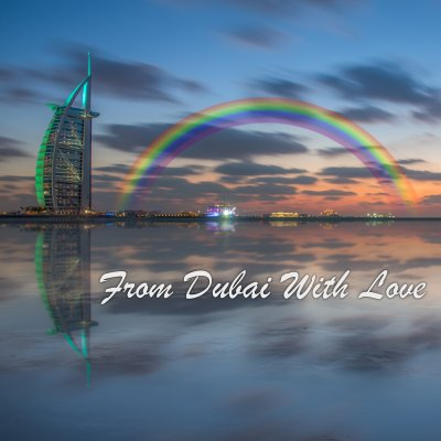 FROM dUBAI WITH LOVE