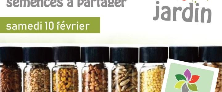 Grainothèque: semences a partager et échanger … gratuitement!