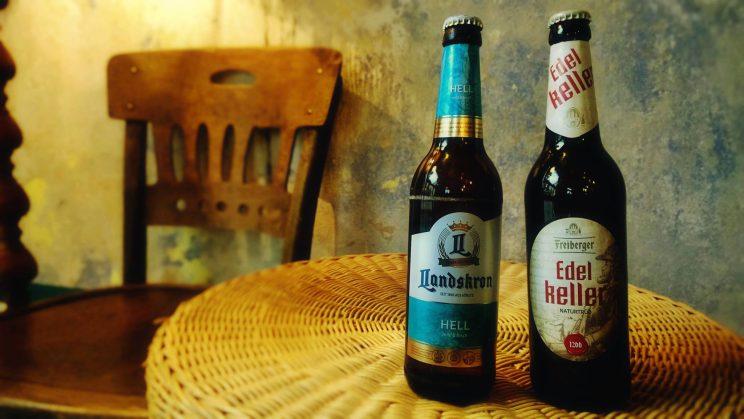 Biere im Kune
