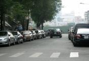 TPHCM: Bãi đậu xe công trường Lam Sơn chưa phù hợp quy hoạch