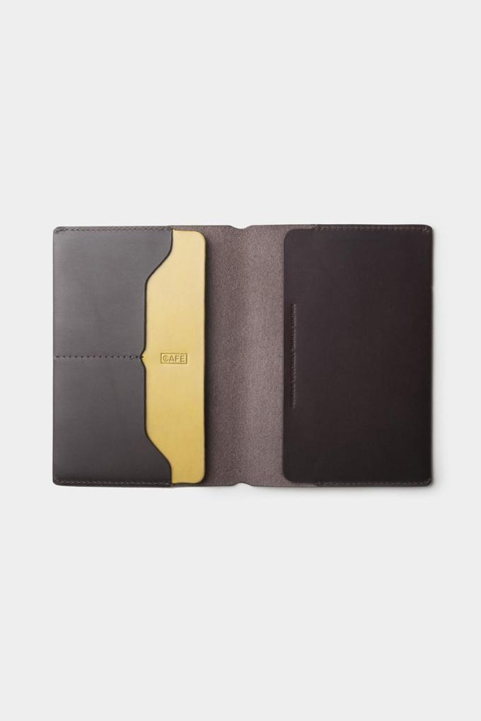 Travel wallet passport