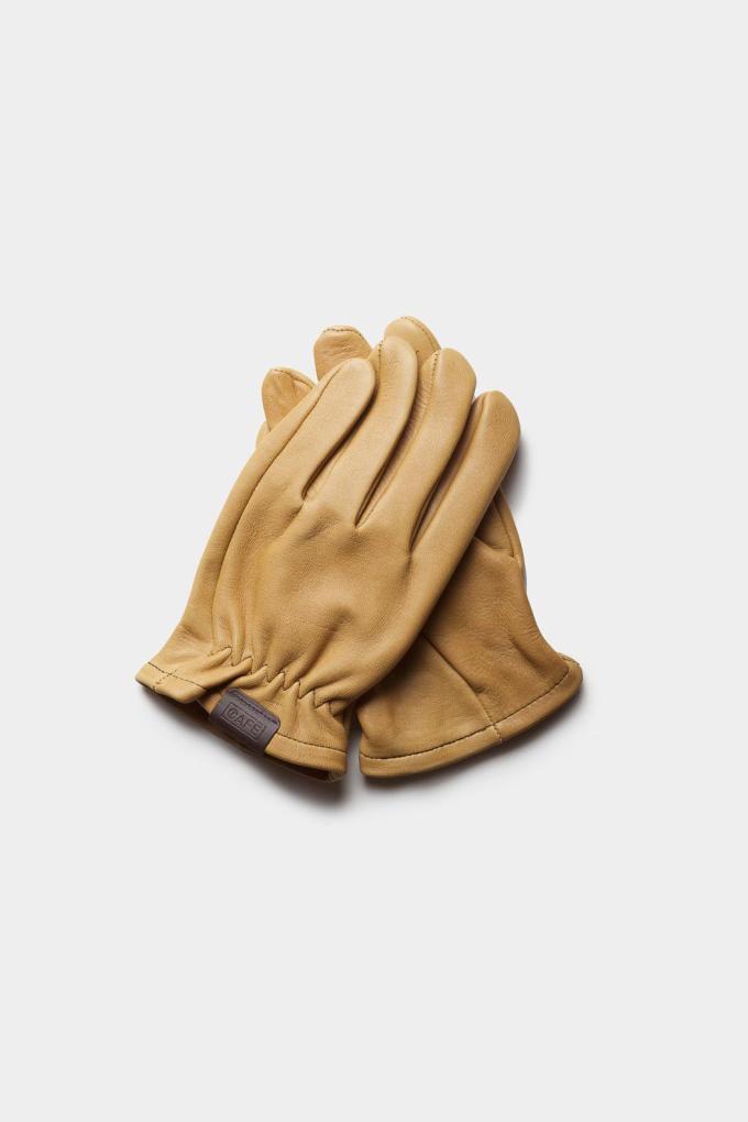 Deerskin gloves handcrafted in Spain