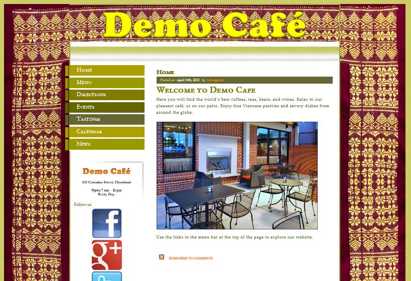 DemoCafe