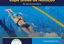 Tomadas de tempo da Copa União de Natação em Elói Mendes (MG)
