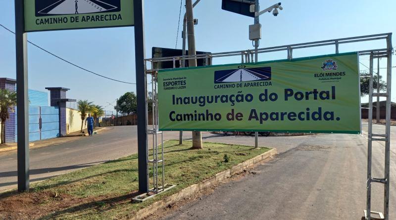 Portal Caminho de Aparecida foi inaugurado e o 2º Tour da Mutuca se encerra com entrega de troféus
