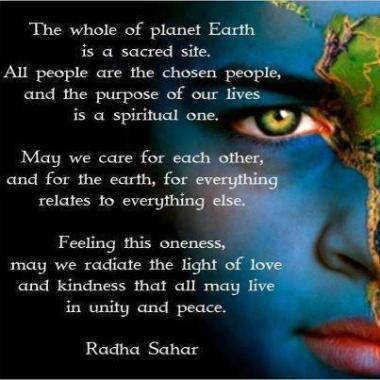 Earth is Sacred