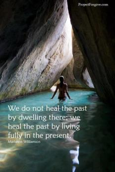 Healing By Living in the Present