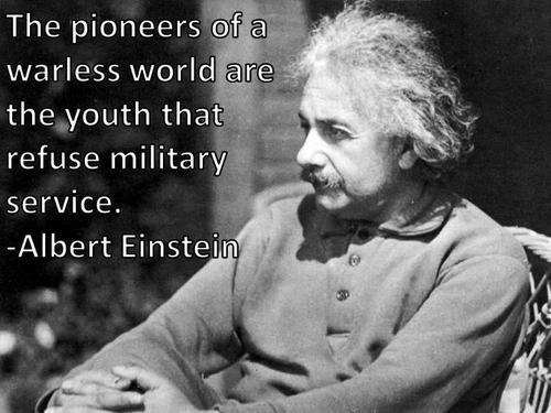 pioneers of warless world