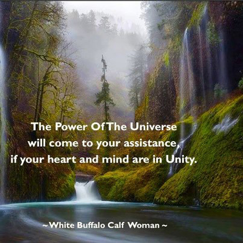 power of the universe