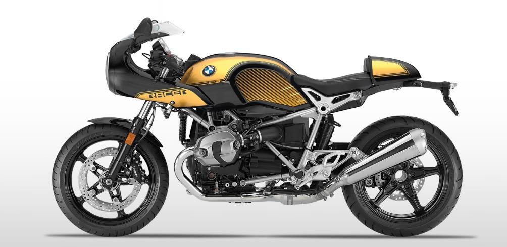 R nineT Racer negra