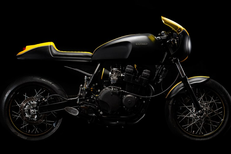 Yamaha XJR 400 by C-racer