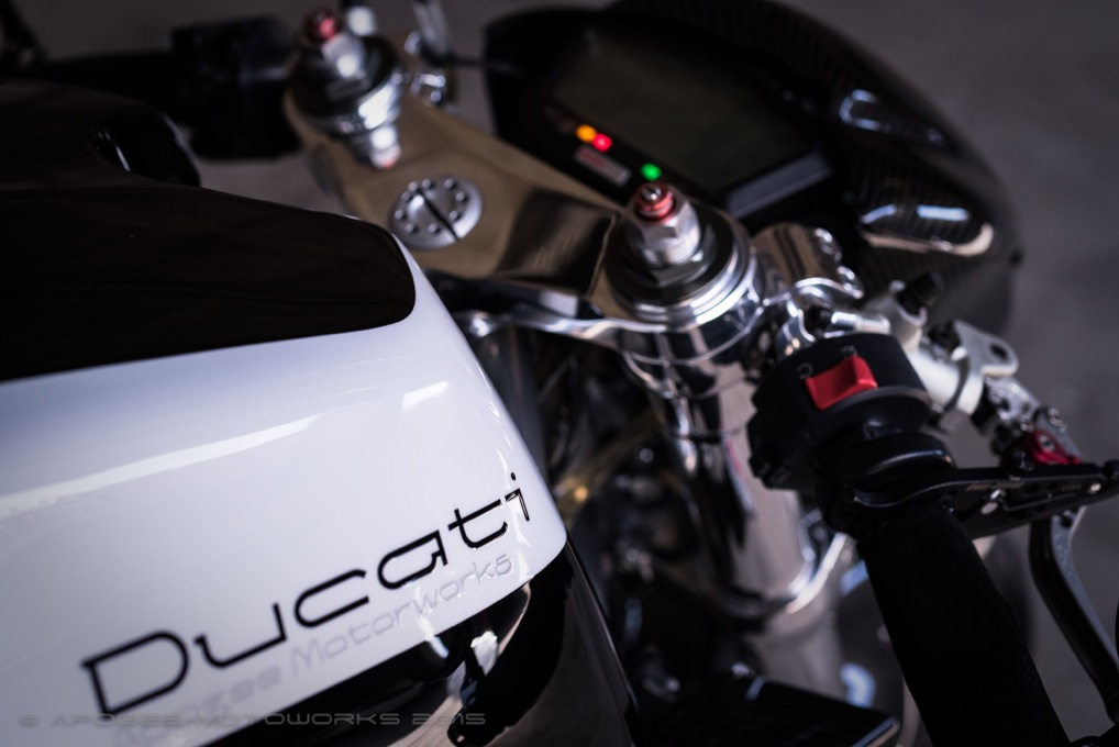 Ducati Le-Caffage by Apogee Motorworks