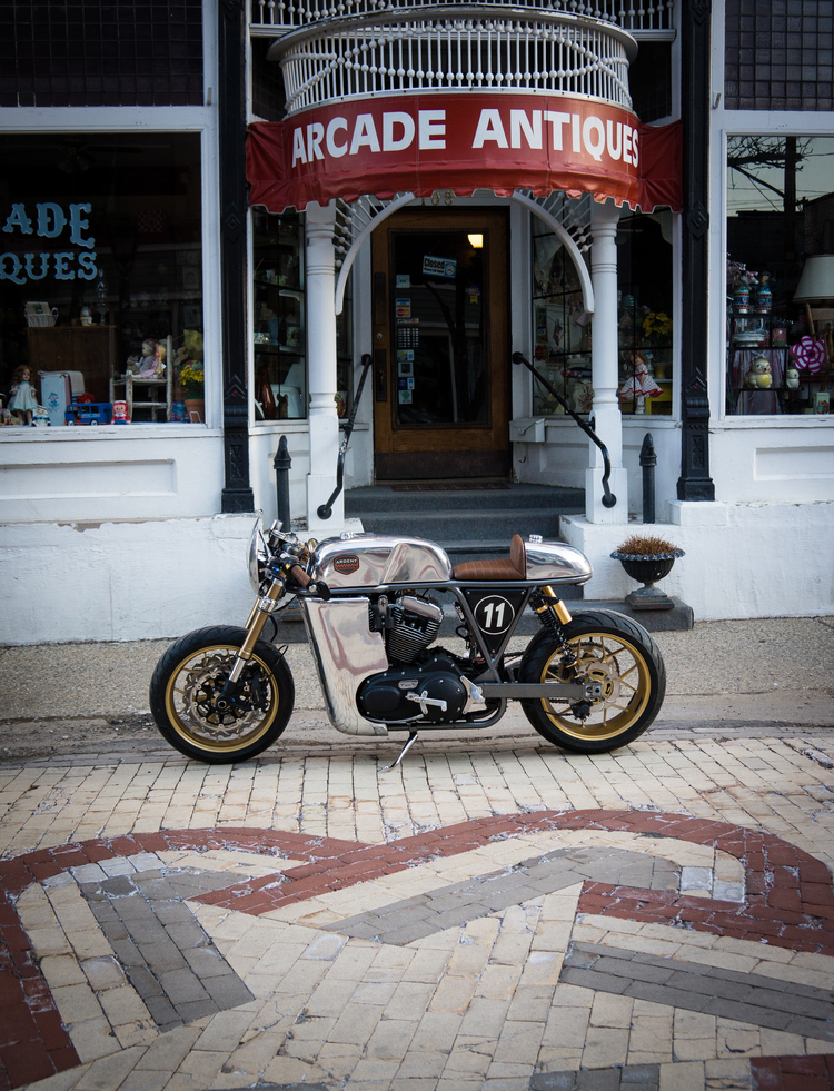 The Grand Prix from Ardent Motorcycles