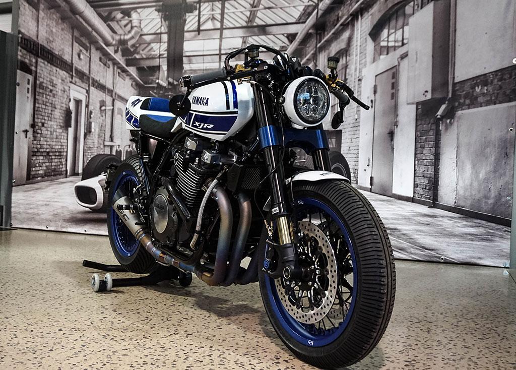 "Yamaha XJR1300 ""Ronin"" from Motorrad Klein"