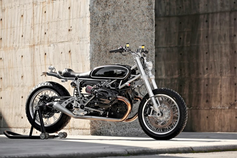 BMW R Nine T by 2 Loud