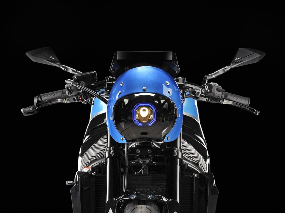 """Suzuki GSX 750 """"Zero"""" by Officine GP Design"""