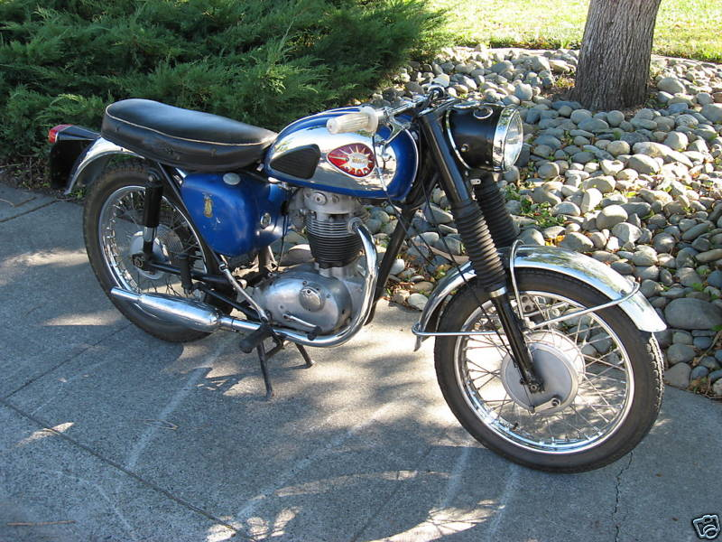 BSA B40 1963 011