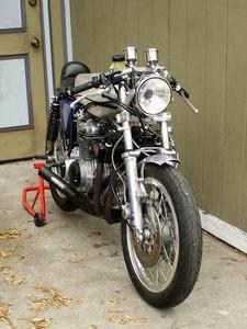Honda CB400 1975 Cafe Racer 013