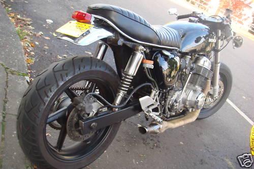 Honda CB750 1974 Cafe Racer Project 02