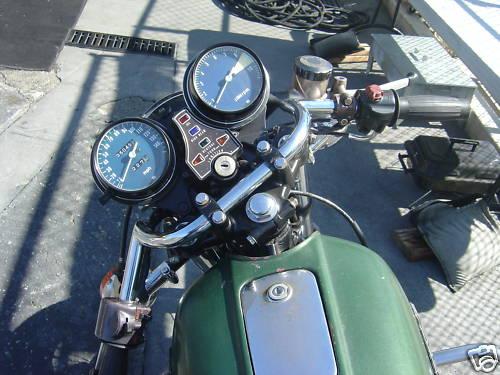 Honda CB750 1975 Cafe Racer Project 04