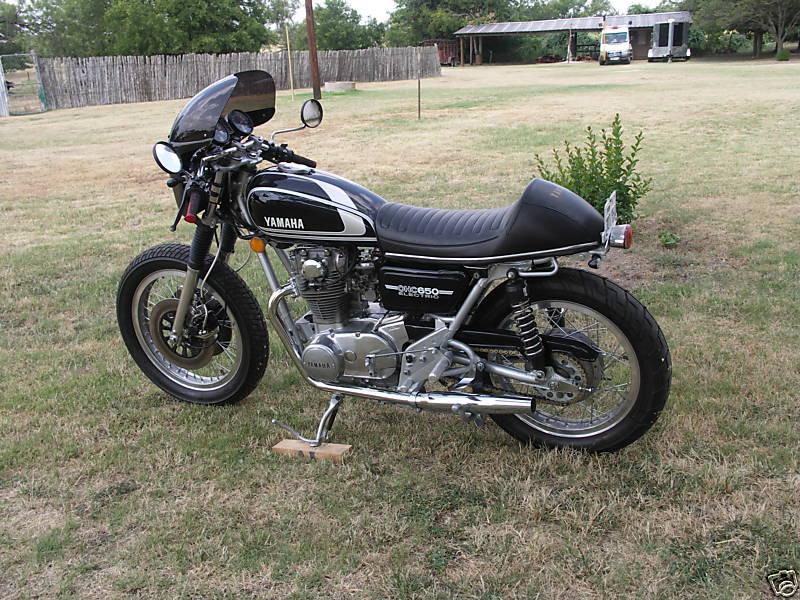 Yamaha XS650 1975 Cafe Racer 02