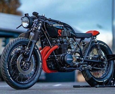 #Honda CB550four 'SDNO' by NCT Motorcycles Kärnten Austria @nctmotorcycles 📷 Peter Pegam P78 @pege78 . #caferacer #caferacers #caferacerstyle #caferacersculture #caferacerbuilds #vintage #vintagestyle #vintagefashion #motocycle #moto #motos #motorcycles #oldstyle #oldschool #bratstyle #motorbike #motor #helmet