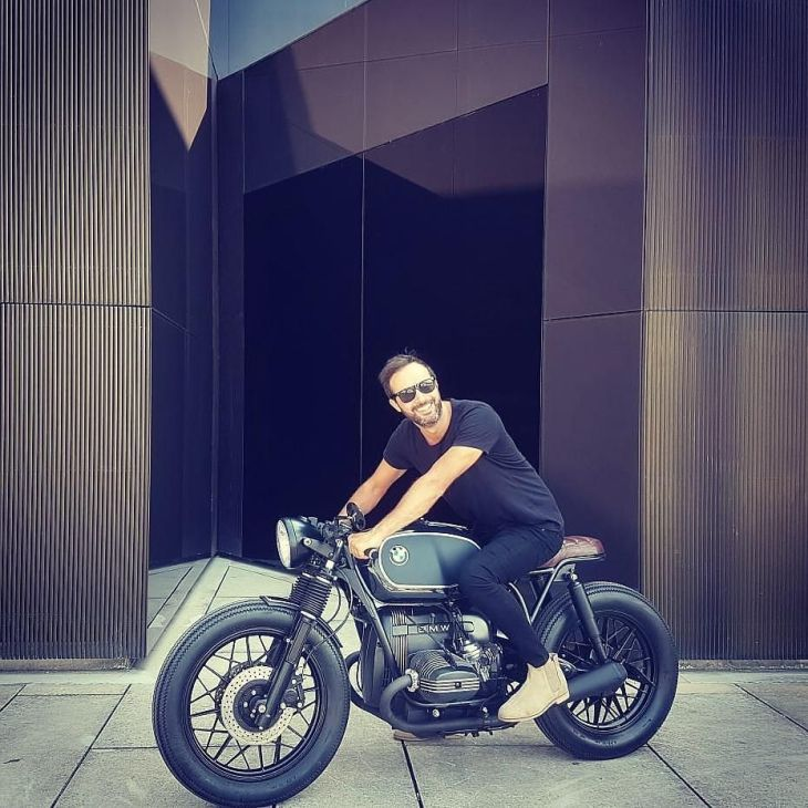 By @banditgarageportugal / Today was a great day! BMW R80