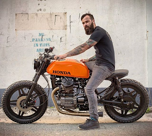 Honda CX 500 by @woodgates_motorcycles