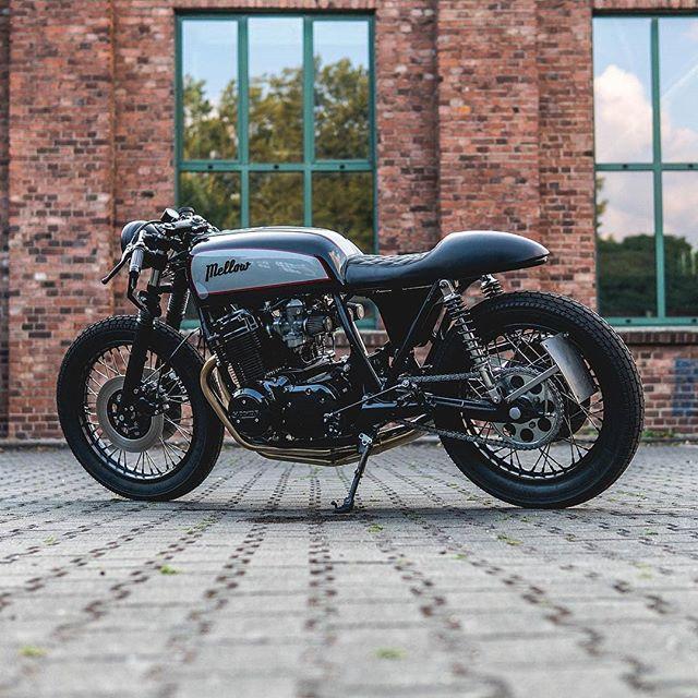 Honda CB 750 by @mellowmotorcycles 📷: @bensoutofhere
