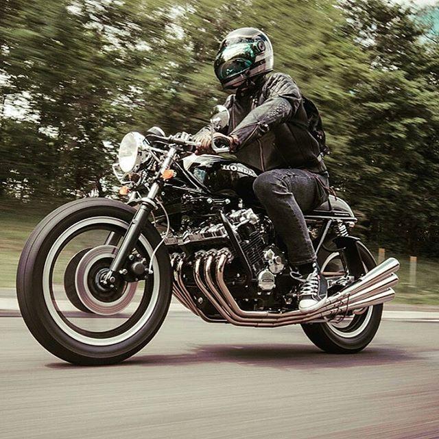 Honda CBX1000 by @motoarchitectura