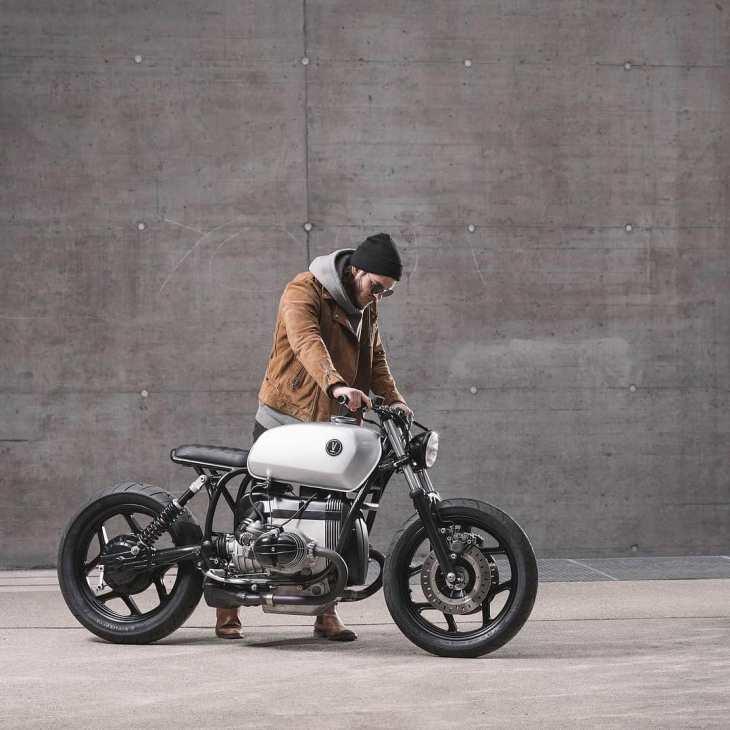 BMW R80RT by @vagabund_moto 📸 @stefan_leitner