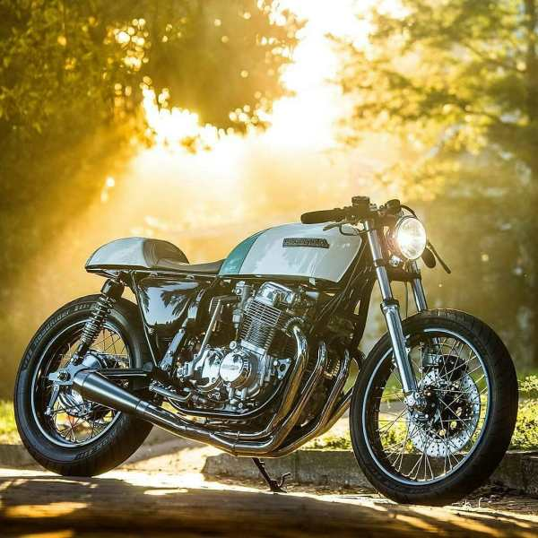 1978 Honda CB750K by @j.websterdesigns