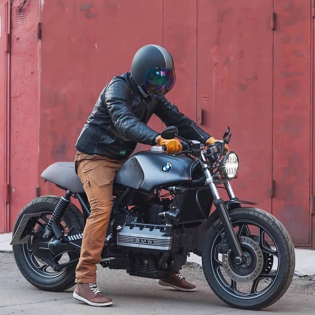 BMW K100 by @z17customs