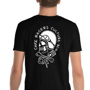 tshirt skull rider